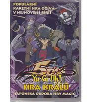 YU-GI-OH! 5DS: Hra králů 13 - DVD