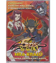YU-GI-OH! 5DS: Hra králů 14 - DVD