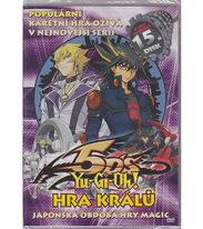 YU-GI-OH! 5DS: Hra králů 15 - DVD