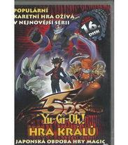 YU-GI-OH! 5D'S: Hra králů 16 - DVD