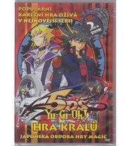 YU-GI-OH! 5D'S: Hra králů 2 - DVD