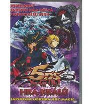 YU-GI-OH! 5D'S: Hra králů 4 - DVD