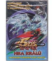 YU-GI-OH! 5D'S: Hra králů 5 - DVD