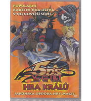 YU-GI-OH! 5D'S: Hra králů 6 - DVD