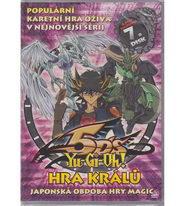 YU-GI-OH! 5DS: Hra králů 7 - DVD