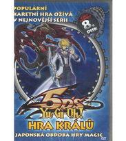 YU-GI-OH! 5DS: Hra králů 8 - DVD