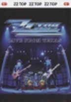 ZZ Top : Live from Texas - DVD