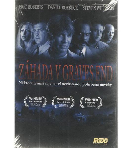 Záhada v Graves End - DVD