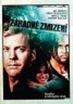 Záhadné zmizení - DVD plast