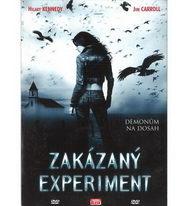 Zakázaný experiment ( pošetka ) DVD