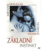 Základní instinkt - DVD