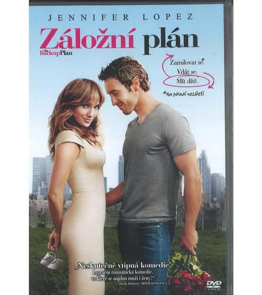 Záložní plán - DVD