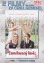 Zamilovaný kněz + Miluji jiného - DVD