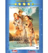 Zapomenutý ostrov (Gerard Butler, Jodie Foster) - DVD