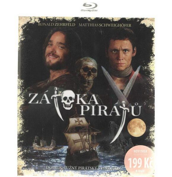 Zátoka pirátů - BD