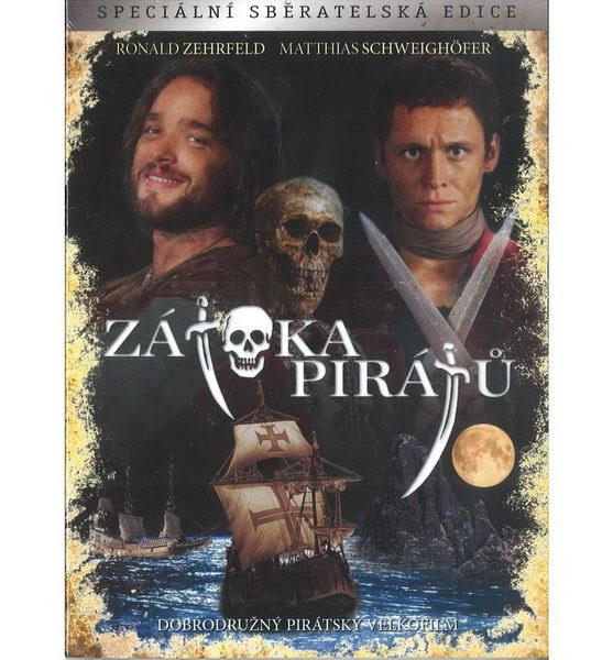 Zátoka pirátů - DVD