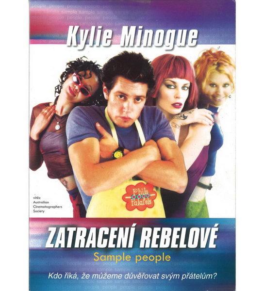 Zatracení rebelové - DVD