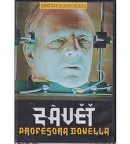 Závěť profesora Dowella - DVD slim