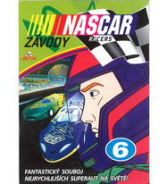 Závody Nascar - 02 - DVD