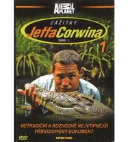 Zážitky Jeffa Corwina - série 1, disc 1 - DVD