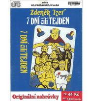 Zdeněk Izer - 7 dní čili tejden ( bazarové zboží ) pošetka DVD