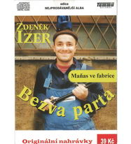 Zdeněk Izer - Bezva parta - Maňas ve fabrice ( pošetka ) CD