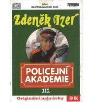 Zdeněk Izer - Policejní akademie III - CD