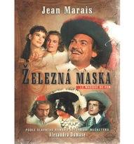Železná maska ( pošetka ) DVD