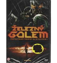 Železný golem - DVD