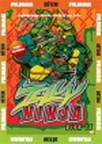 Želvy Ninja – 11. (filmag) - DVD