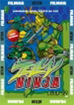 Želvy Ninja – 12. (filmag) - DVD