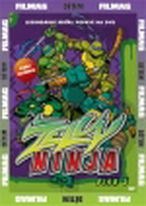 Želvy Ninja – 5. (filmag) - DVD