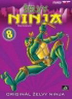Želvy Ninja 8 - VAPET - DVD