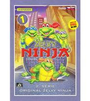Želvy ninja 1 - VAPET 2.série - DVD