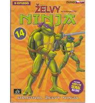 Želvy ninja 14 - VAPET - DVD