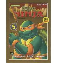 Želvy ninja 5 - VAPET ( digipack ) DVD