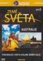 Země Světa 2 - Austrálie - DVD