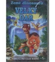 Země dinosaurů - Velký dar - DVD