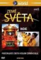 Země světa 5 - Indie - DVD
