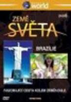 Země světa 6 - BDazílie - DVD