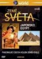 Země světa 8 - Japonsko, Egypt - DVD