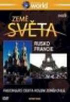 Země světa 9 - Rusko, Francie - DVD