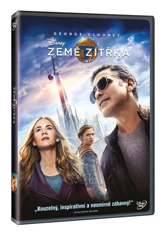 Země zítřka DVD
