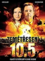 Zemětřesení 10,5 / 10,5 stupně ( digipack ) DVD