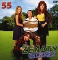 Ženatý se závazky 55 - DVD
