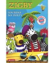 Zigby - Továrna na dorty - DVD