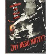 Živý nebo mrtvý? ( digipack ) DVD