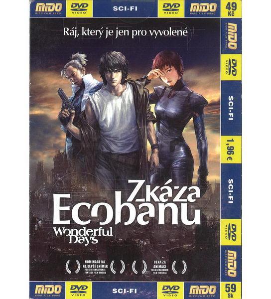 Zkáza Ecobanu - DVD