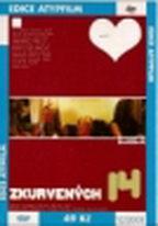 Zkurvených 14 / Děláš si prdel kámo - DVD