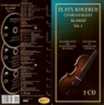 Zlatá kolekce - Čtyři století klasiky Vol. 1 (3 CD)